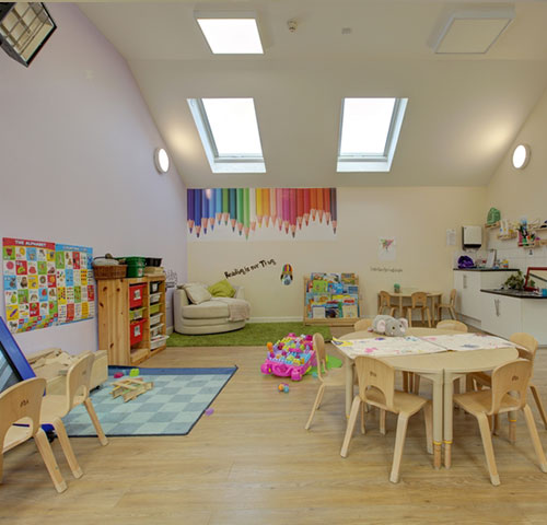 Obans 1st Steps Nursery - Nursery Room 2